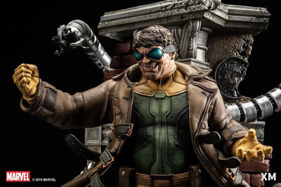 Doctor Octopus ( Dock Ock )  1/4 Scale Statue