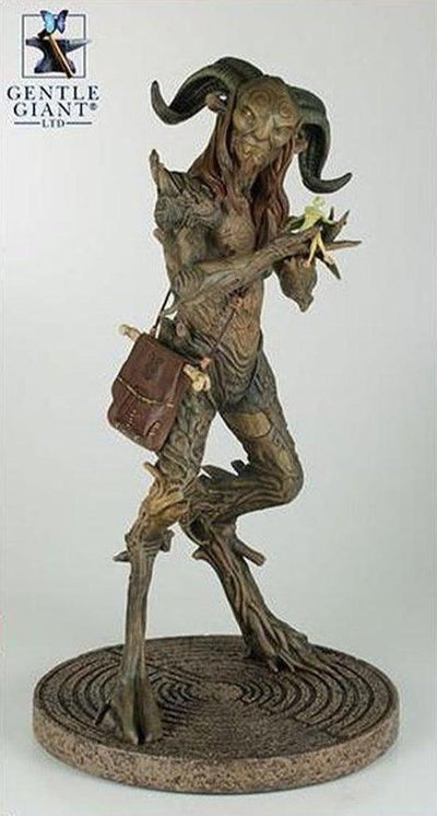 Pan's Labyrinth FAUN STATUE 1/4 Scale 2013 SDCC Exclusive