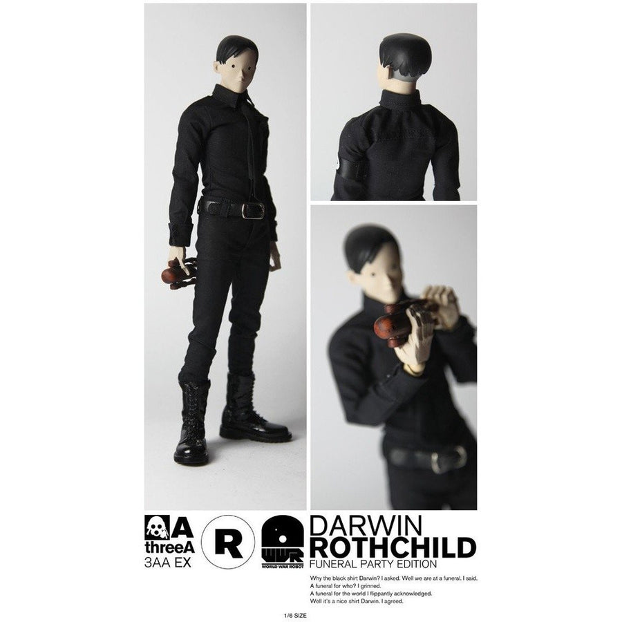 Darwin Rothchild Funeral Party Edition by 3A