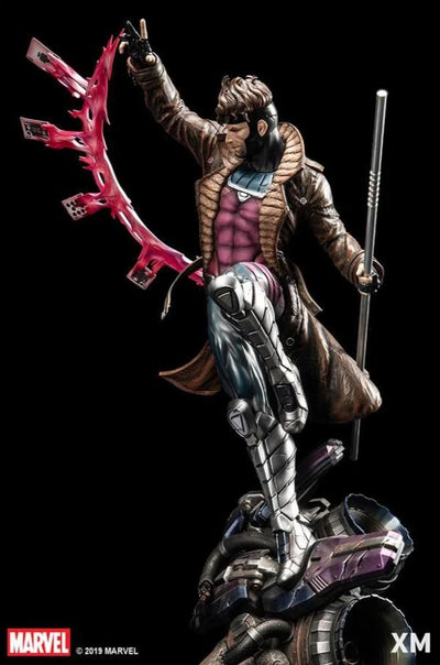 Gambit 1/4 Scale Statue EXCLUSIVE - MARVEL
