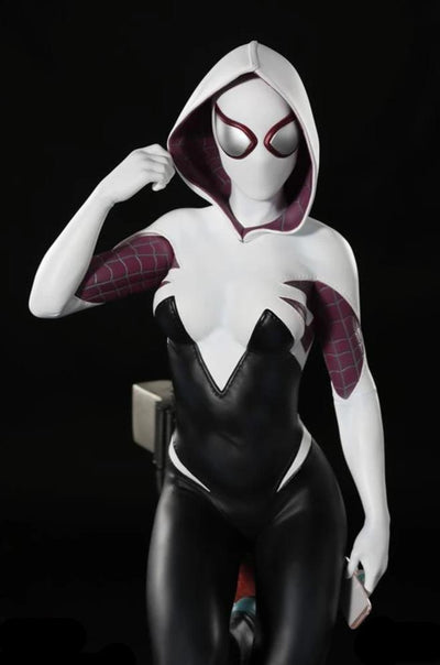 Spider-Gwen 1/4 Scale Statue by XM Studios
