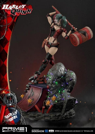 Harley Quinn (Deluxe Version) 1/3 Scale Statue