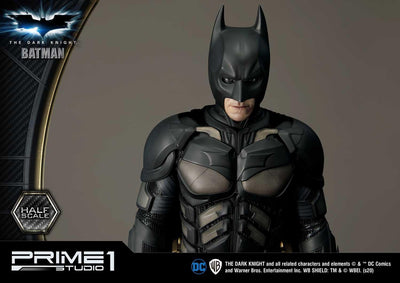 The Dark Knight Batman HD Deluxe Statue