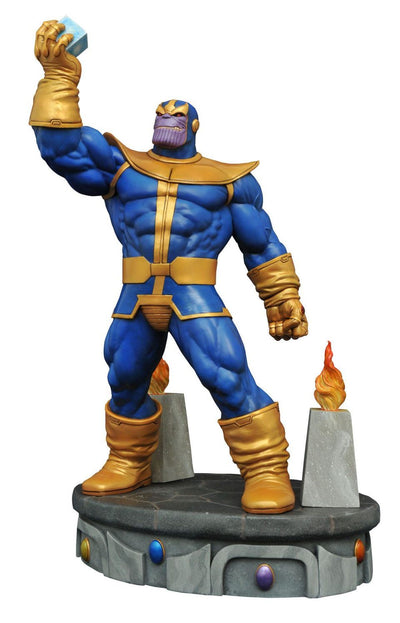 Marvel Premier Thanos Comic Statue