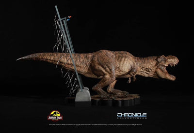 Jurassic Park Breakout T-Rex 1:20 Scale Statue by Chronicle Collectibles