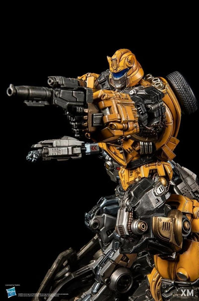 Bumblebee 1/10 Scale Statue by XM STUDIOS
