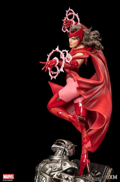Scarlet Witch 1/4 Scale Statue by XM Studios