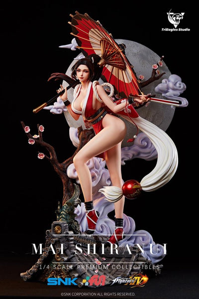 Mai Shiranui (King of Fighters XIV) Trieagles