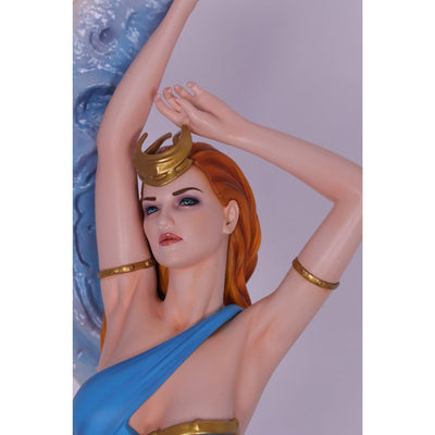 Greek Myth Goddess Selene 1/6 Scale Statue by Yamato