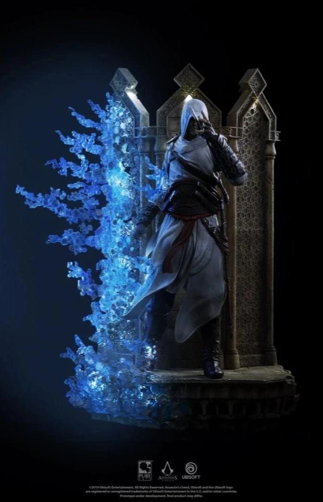 Assassin S Creed Animus Altair Statue Spec Fiction Shop