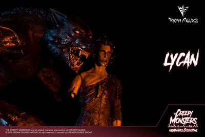 Lycan 1/4 Statue - Nightmares Collection