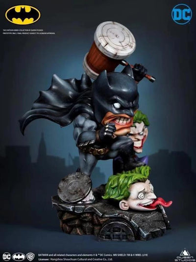 Batman Cartoon Series Statue