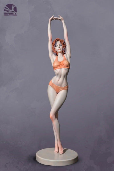Morning Beautiful 1/6 Scale Statue - SKIN WRAP PAINT