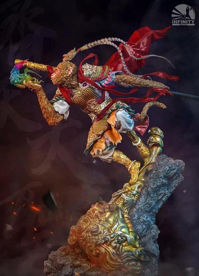 Monkey King 1/4 Scale Statue