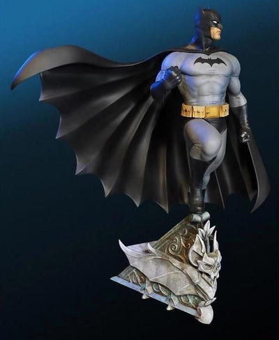 BATMAN (VARIANT) Super Powers Maquette Statue by Tweeterhead