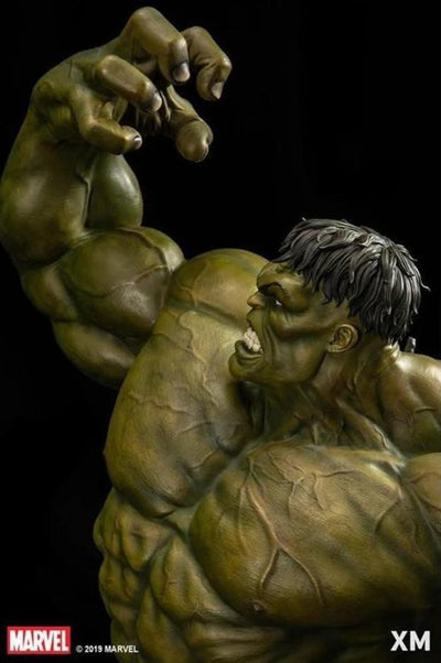 HULK TRANSFORMATION 1/4 Scale Statue 2