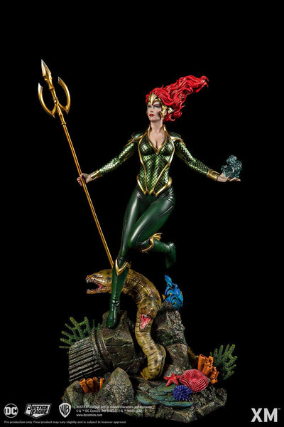 Mera Rebirth 1/6 Scale Statue DC Comics