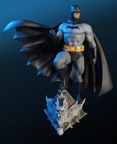 BATMAN (VARIANT) Super Powers Maquette Statue