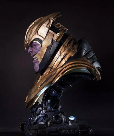 Thanos Lifesize 1:1 Scale Bust