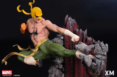 Iron Fist 1/4 Scale Statue