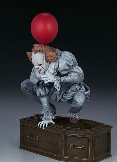 Pennywise ( IT 2017) Maquette Statue by Tweeterhead