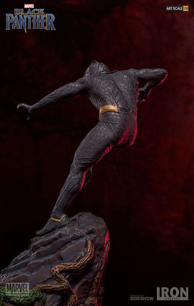 Marvel Black Panther: KILLMONGER 1/10 Scale Statue Diorama