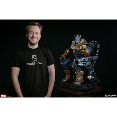 Thanos On Throne Maquette Statue SIDESHOW Exclusive