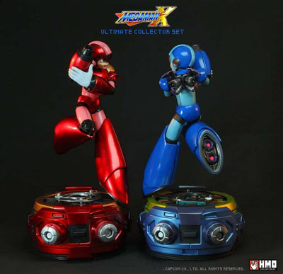 Megaman X ULTIMATE SET 1/4 Scale Statue by HMO