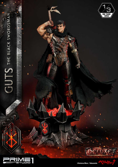 Guts The Black Swordsman Premium Statue