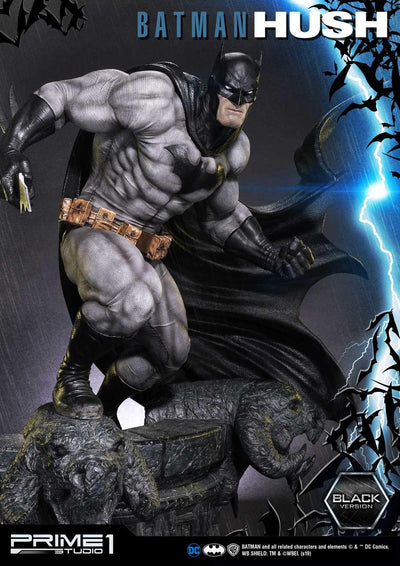 Batman Hush 1:3 Scale Statue (Black Version)