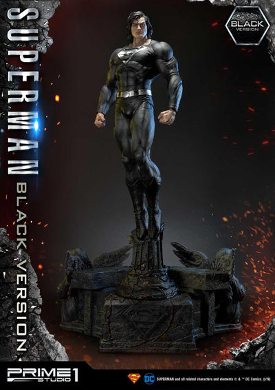 Batman: Hush - Superman Black Version
