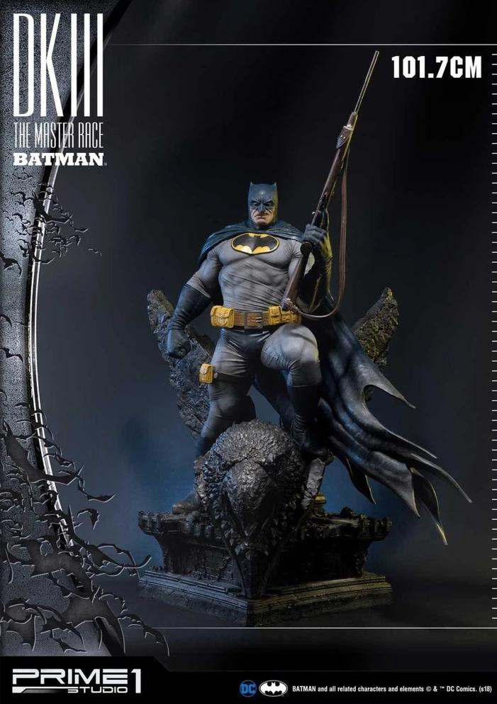 Batman Dark Knight III: The Master Race (Deluxe Version) 1/3 Scale Statue
