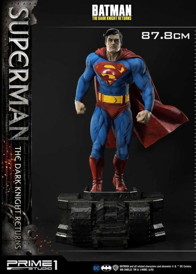 Museum Masterline Batman:The Dark Knight Returns (Comics) Superman DELUXE