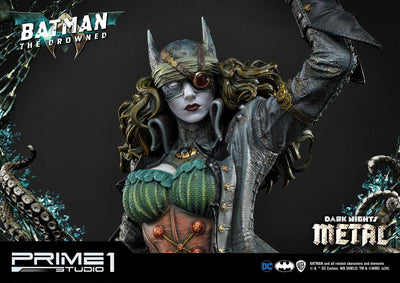 Dark Nights Metal The Drowned Deluxe Statue