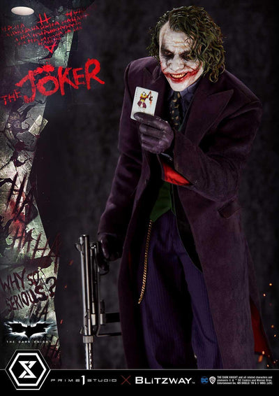 The Dark Knight: The Joker (Ledger) BONUS
