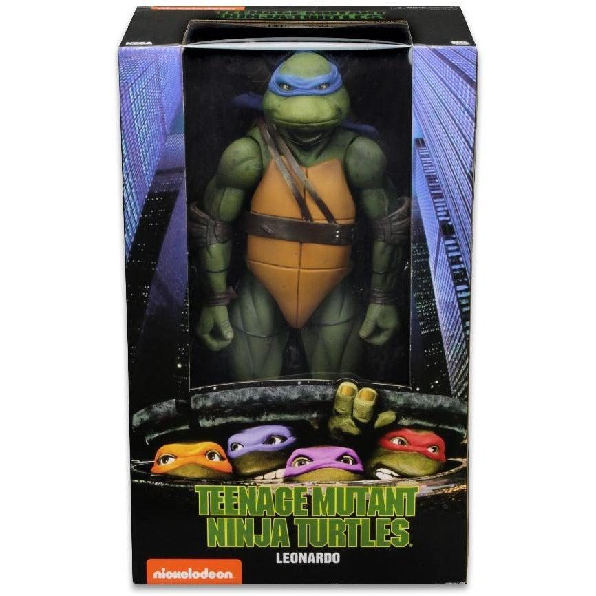 Leonardo 1/4 Scale Figure TMNT 1990 Movie Version by Neca Toys
