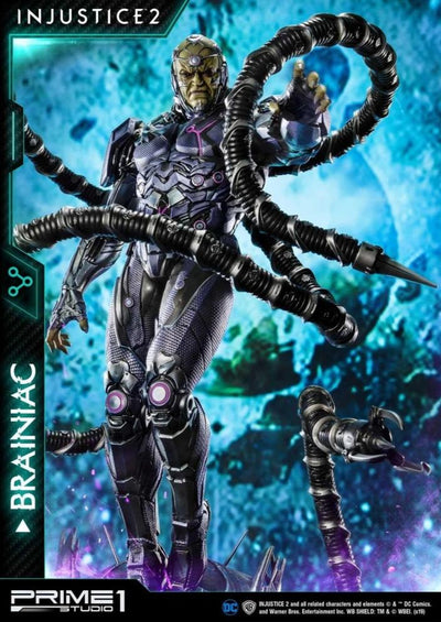 Injustice 2: Brainiac 1/4 Scale Statue