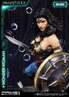 Injustice 2: Wonder Woman Deluxe Statue