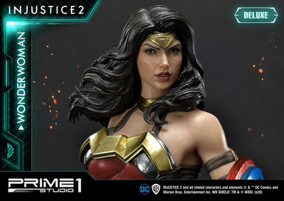 Injustice 2: Wonder Woman Standard Statue