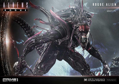 Aliens: Rogue Alien Exclusive Battle Diorama