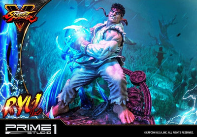 Street Fighter V Ryu Regular Version Premium Masterline
