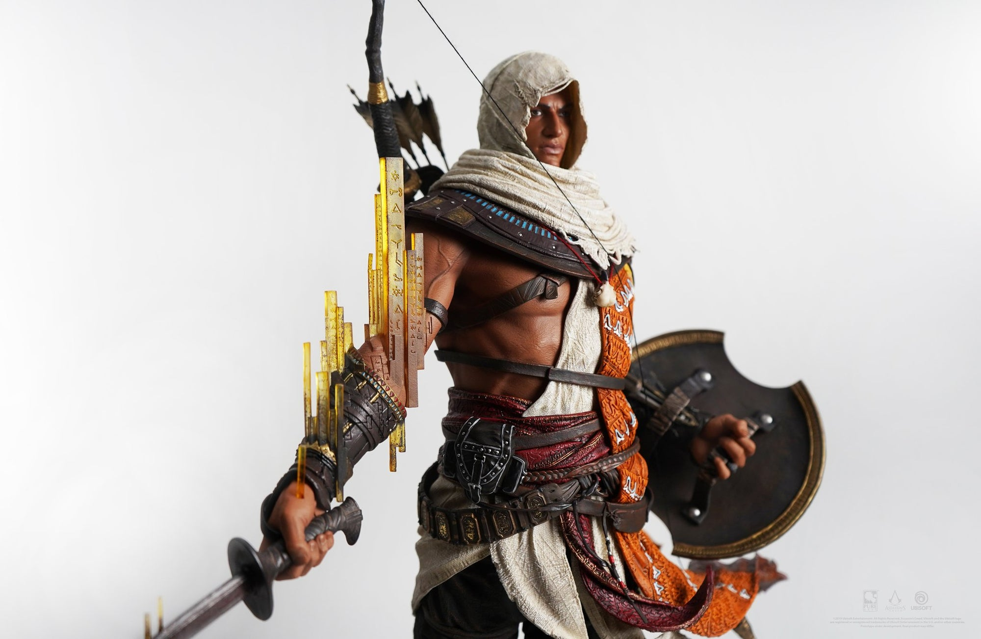 Assassin S Creed Animus Bayek Statue Spec Fiction Shop