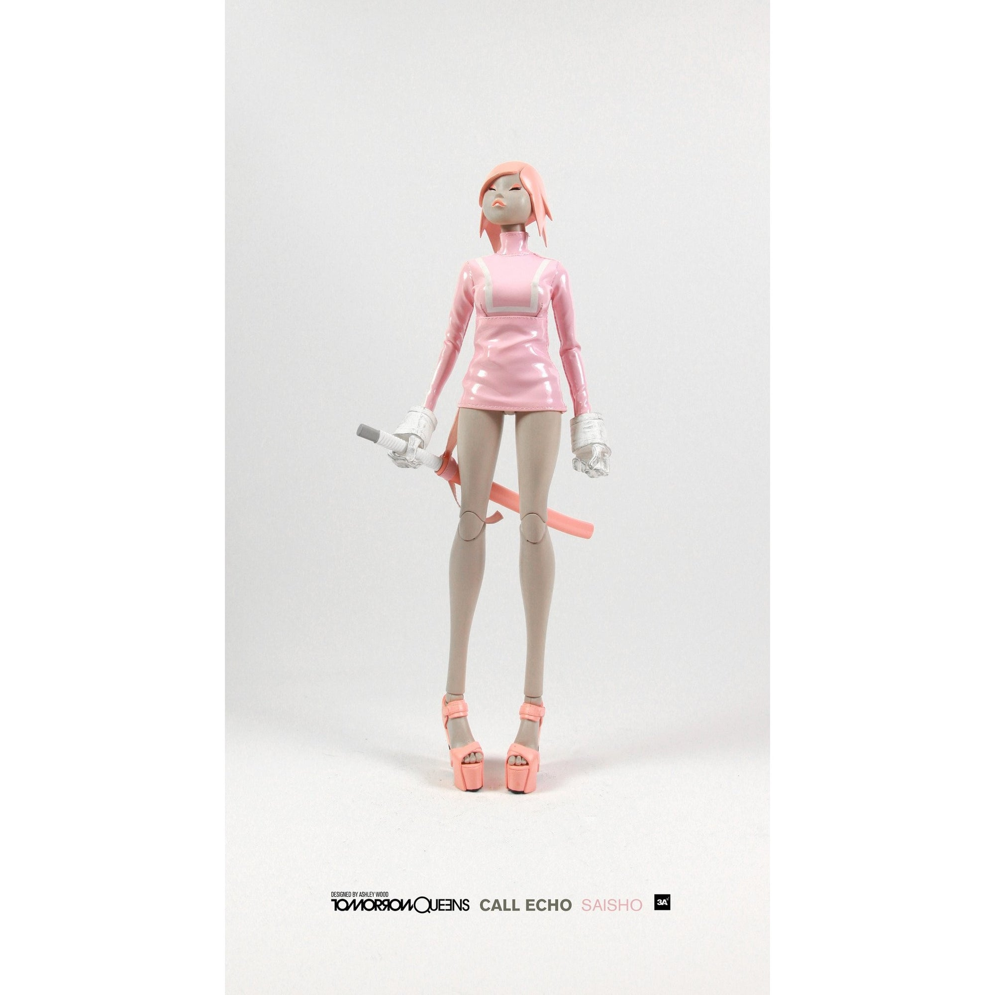 Tomorrow Queens Call Echo SAISHO (Pink ver.) 1/6 Scale Figure by 3A
