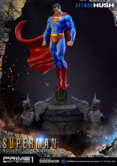 Batman: Hush - Superman Sculpt Cape