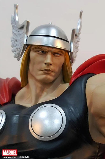 THOR 1/4 Scale Statue (COMIC VERSION) WITH COIN - FREE SHIPPING