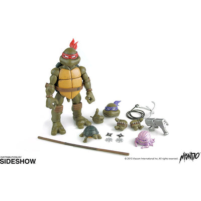 TMNT DONATELLO 1/6 SCALE COLLECTIBLE FIGURE by MONDO