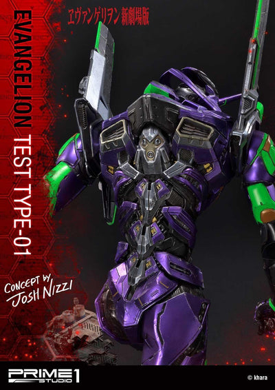 EVA EX Test Type-01 (Concept By Josh Nizzi)