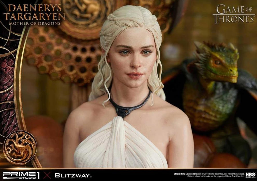 Daenerys Targaryen, Mother of Dragons