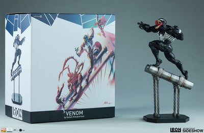 Marvel Battle Diorama Series Venom 1/10 Scale Statue