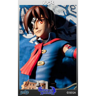 Skies of Arcadia: VYSE 1/6 Scale Statue By First 4 Figures